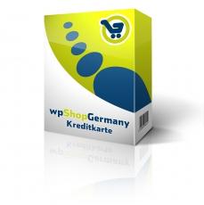 wpShopGermany-Modul Kreditkarte